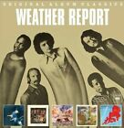 Original Album Classics [Slipcase] by Weather Report (CD, Jan-2012, 5 Discs, Columbia (USA))