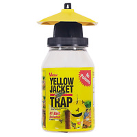 New Victor Poison- M362 Reusable Yellow Jacket & Flying Insect Trap