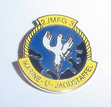 Bundeswehr Pin 2. Staffel Marine U-Jagdstaffel MFG 3 ..........P8216