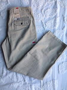 levi-039-s-mens-pants-Wide-Leg-Chino-True-Chino-WLC-C