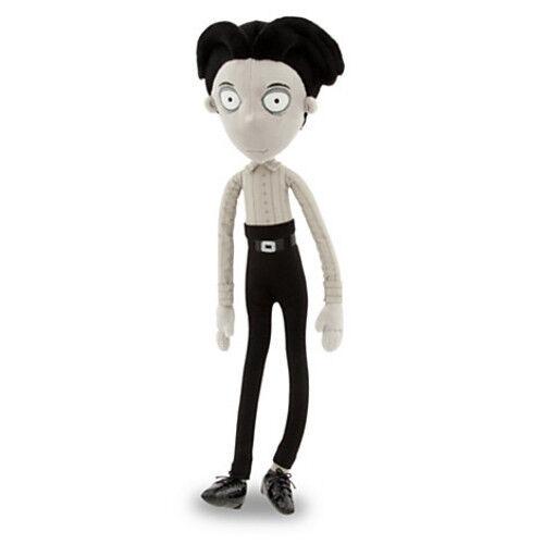 """Disney Victor Frankenstein Plush Doll 23/"""" FromTim Burton Frankenweenie Halloween"""