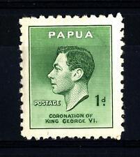 NEW GUINEA - PAPUA NUOVA GUINEA - 1937 - Giubileo di Re Giorgio V