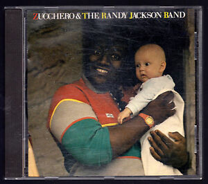 ZUCCHERO-amp-THE-RANDY-JACKSON-BAND-CD-ALBUM