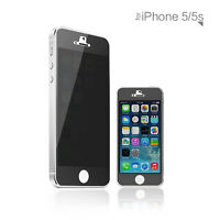 Privacy Anti-Spy Peeping LCD Clear Screen Protector Film Skin For iPhone 5 5C 5S