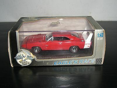Universal Hobbies Eagle's Race 1969 Dodge Charger Daytona 1:43 MIB