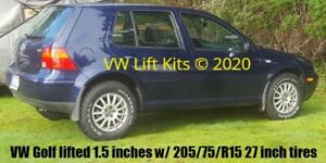 VW High Life Suspension Lift Kit for VW MK4 Golf 1999.5-2006 Jetta 1999.5-2005