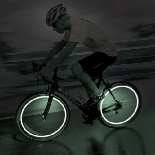 LED Wheel Tyre Light Tire Valve Bicycle Motorcycle Lights Bike For Cap