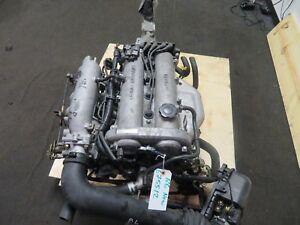 Details about 1998-2000 JDM MAZDA B6 ENGINE MIATA MX5 1 6L DOHC MOTOR 5  SPEED TRANS