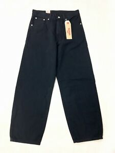 1141c257 Levi's 90s Big Baggy Mom Jeans 47762-0001 - Daria Black - Size 28 ...