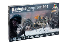 Italeri 1/72 Bastogne December 1944 Diorama Set # 6113