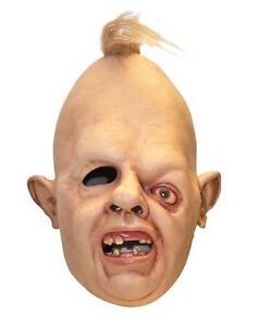 Sloth-Latex-Mask-Deluxe-Goonies-Halloween-Fancy-Dress-Costume-1980-039-S-80-039-S
