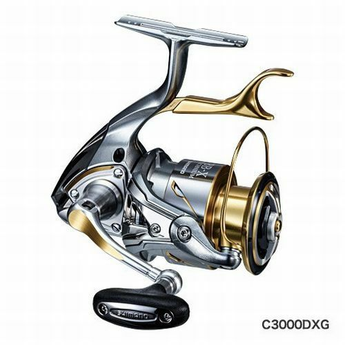 Shimano BB-X TECHNIUM C3000DXG Lever-break Reel New