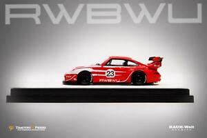 Porsche-911-993-Coupe-RWB-escala-1-64-por-Timothy-amp-Pierre