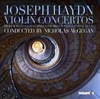 Die Violinkonzerte von Mcgegan,Kallo,Capella Savaria (2015)