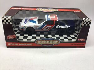 1993 Ertl American Muscle Valvoline Thunderbird 1:18 Scale No. 6 Car