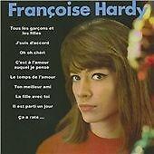 Françoise Hardy - Tous les Garcons et les Filles & Other Hits (CD 2013) NEW