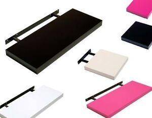 Small-amp-Medium-Hudson-High-Gloss-Floating-Shelf-Wall-Display-Home-Shelving-Kit