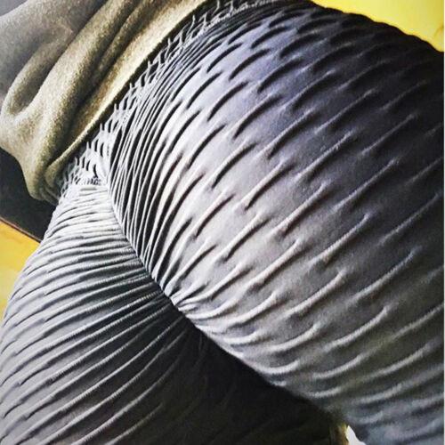 Women High Waist Yoga Shorts Hip Push Up Booty Sports Hot Pants Gym Fitness A028