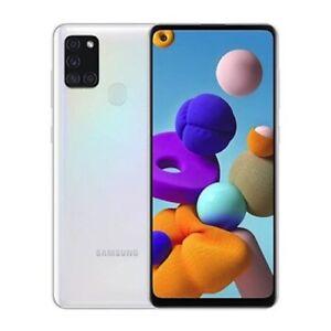 Samsung Galaxy A21s 32 GB 3 GB RAM Dual SIM (Bleu, Noir ou Blanc)