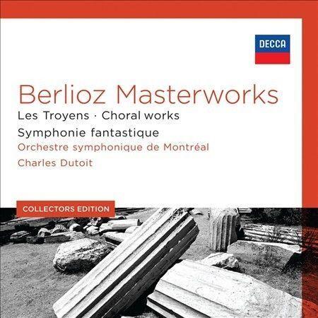 NEW Collectors Edition: Berlioz: Masterworks [17 CD Box Set] (Audio CD)