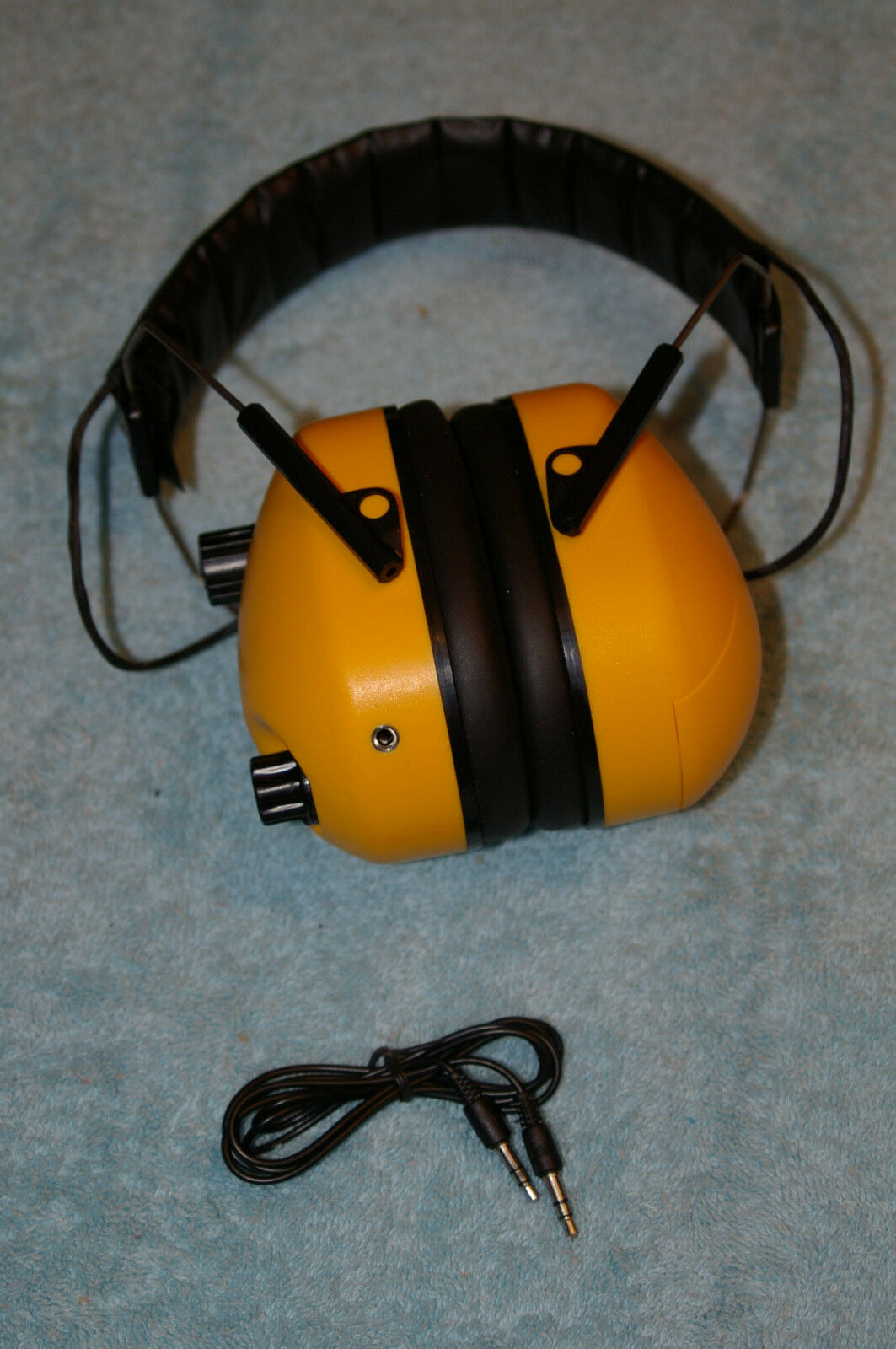 (Lot of 2) FM /MP3 Hearing Protector Ear Muffs NEW