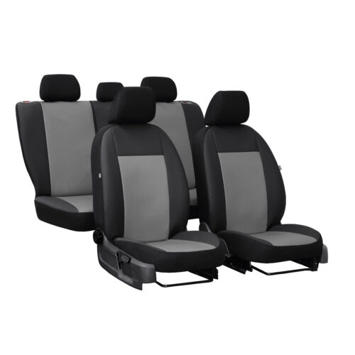 Siège-auto Housses Pour Ford ECOSPORT II FL 17-Gris Lot Complet Housses De Protection Référence