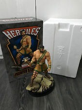 Bowen Diseños Hércules estatua Marvel Comics X Men prototipo de muestra