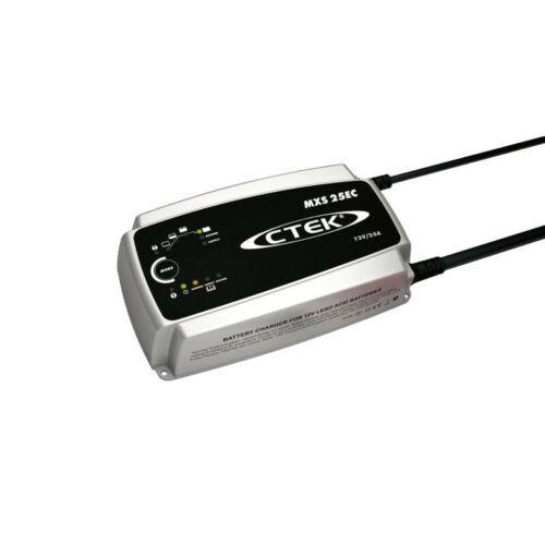 Chargeur de batterie CTEK MXS 25EC 12V 25A pour batterie de 40-500ah 40-065