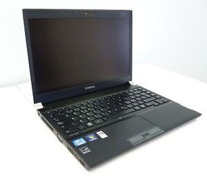 NOTEBOOK-USATO-TOSHIBA-PORTEGE-R830-i5-2-5GHZ-HDD500GB-4GB-RAM-WIN-7-P
