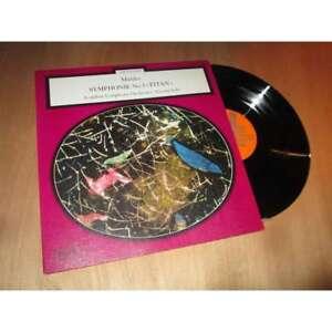 GEORG-SOLTI-LONDON-SYMPHONY-ORCHESTRA-symphonie-no-1-titan-MAHLER-DECCA-Lp-84