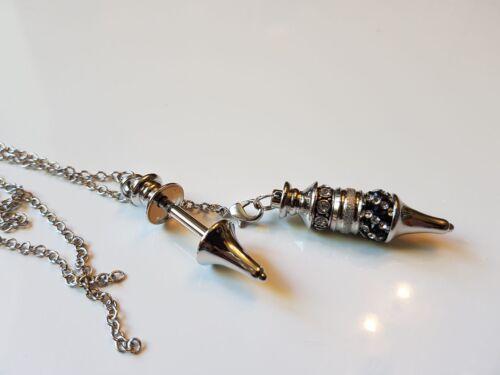 apprêt pour pendule ou pour pendentif perles européennes Bar du talon