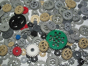 Lego-Technic-Roue-a-Dents-Engrenage-Gear-with-Tooth-Choose-Model