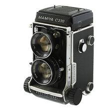 Mamiya C220 Medium Format Camera Kit