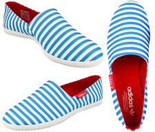 adidas Originals adiDrill Mens Canvas Slip On Espadrilles Summer Shoes New  Boxed 902c5aa36