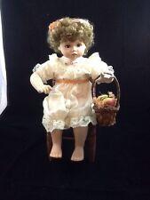 Georgetown Collection ~ Peaches and Cream  porcelain Doll  ~ Ann Timmerman
