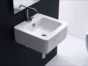 KERASAN CENTO Hand waschbecken 40 x 40 cm 3249 | eBay