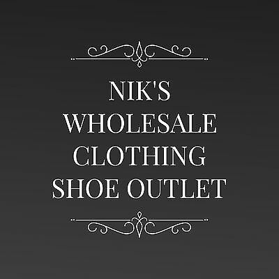 Niks Wholesale Clothing Shoe Outlet