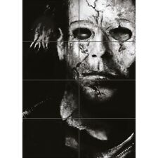 HALLOWEEN MICHAEL MYERS MOVIE HORROR CHARACTER GIANT WALL PRINT POSTER X2312