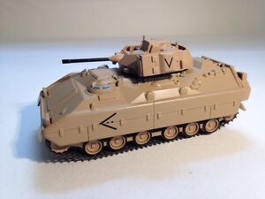 Fabbri-M3-Bradley-Tank-Collection-FF14-New-Blister-Pack-1-72-Scale