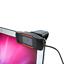 miniatura 4 - WEBCAM USB CAMERA PC CON MICROFONO PER VIDEOCHAT LEZIONE SMART WORKING CON CLIP