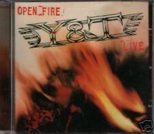 Y&T-Open Fire                             CD Re-Release
