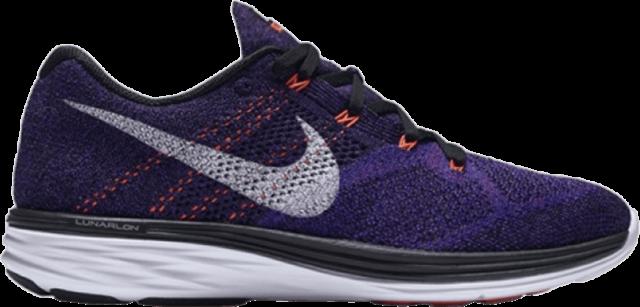 cheaper c8e17 e4cea Nike FLYKNIT LUNAR 3 Men s Shoes Purple Size 11 NEW!