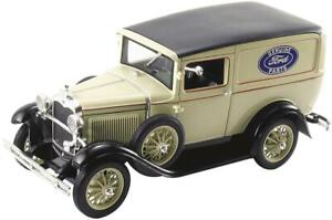 Tan 18137-1//18 Scale Diecast Model Toy Car Signature Models 1931 Ford Delivery Truck