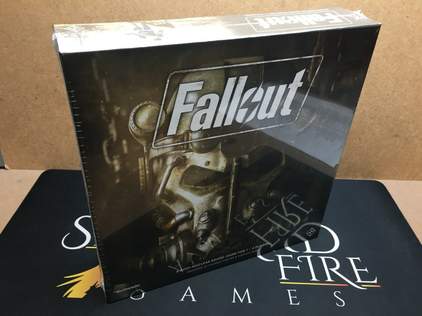Fallout Board Game - Fantasy Flight Games (Genuine Sealed)