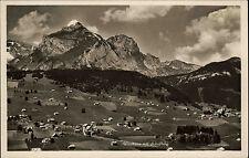 1930 Schwyz Schweiz WILDHAUS Alpen Berg Schafberg alte Postkarte ungelaufen