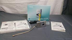 Canon Powershot SD1000 Digital Elph Camera