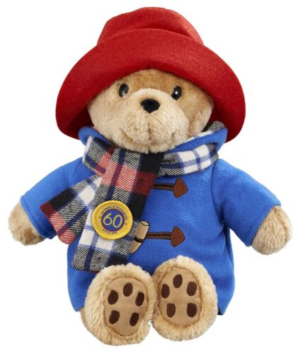 NEW Rainbow Designs ANNIVERSARY CUDDLY PADDINGTON BEAR Baby Toys Activities