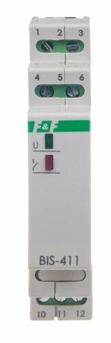 F/&F Bistabiles Relais on// off 230 V AC// DC 16A BIS-411-230V  Beleuchtung