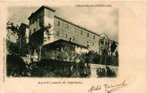 CPA-Graglia-Santuario-e-Ospizio-ITALY-542444