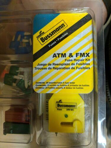 Bussmann ATM-FMX-EK Automotive Fuse Assortments Atm-Fmx Emergency Kit
